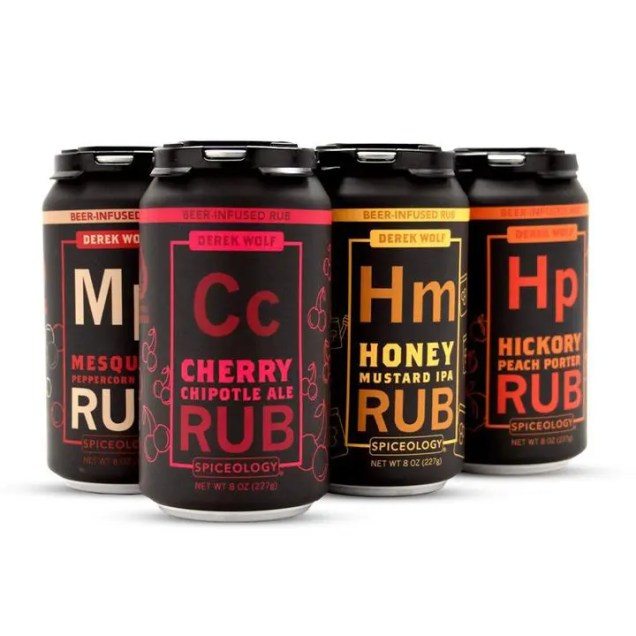 Derek Wolf Bear Rub 6-Pack
