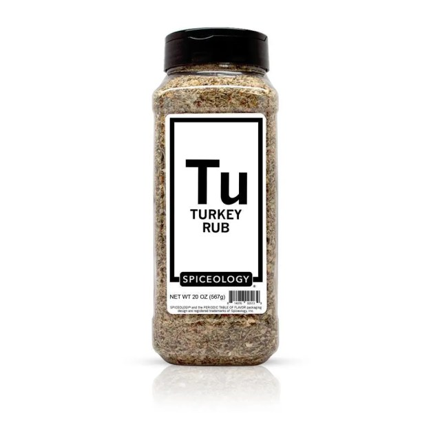 Spicology Turkey Rub Blend