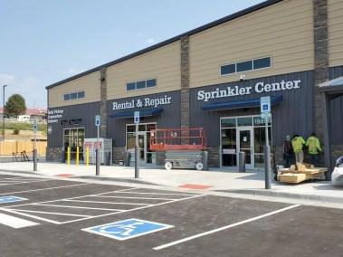 New Parker Big Tool Box and Highlands Garden Center