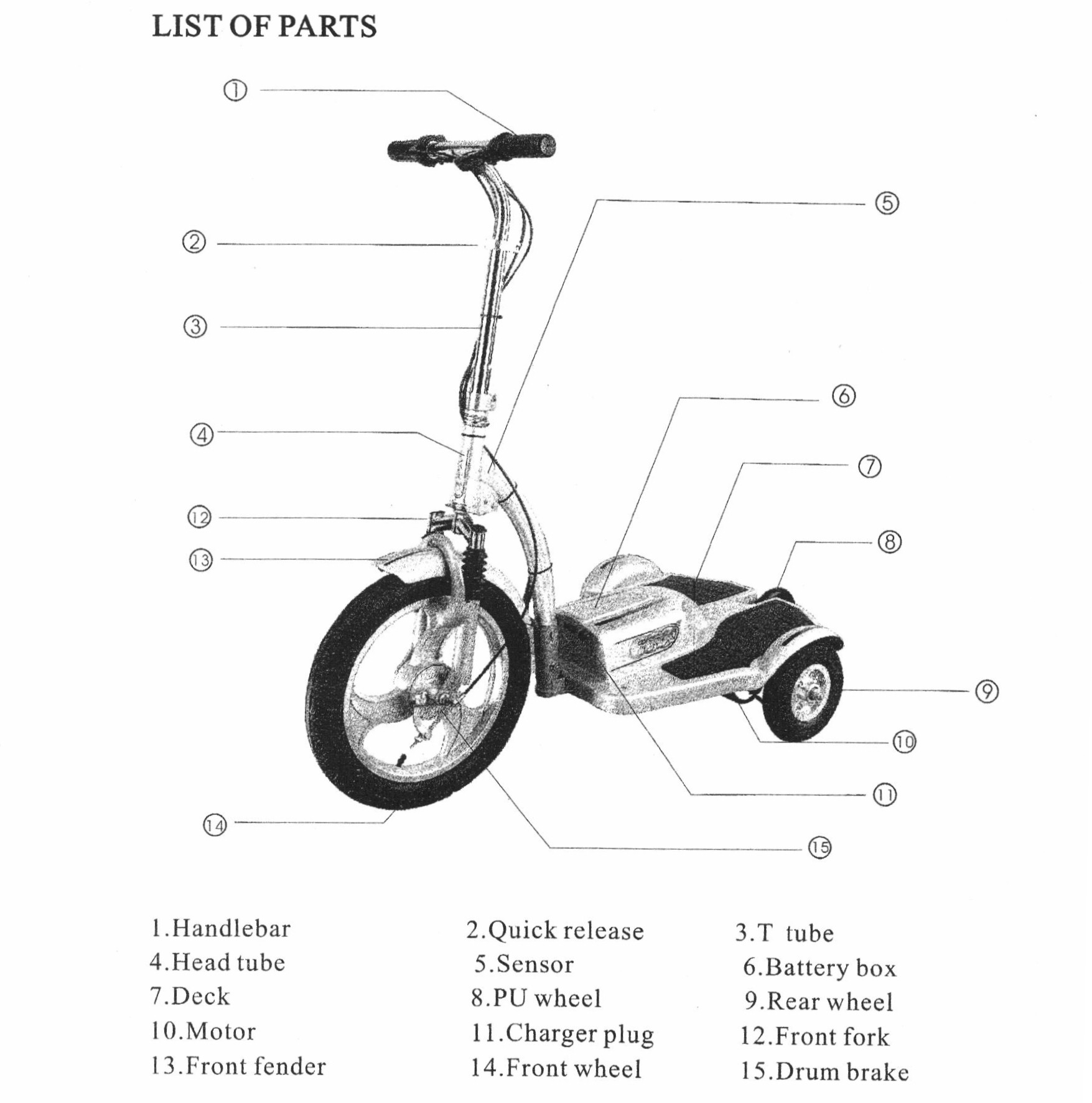 49cc Scooter Wiring Diagram 48v