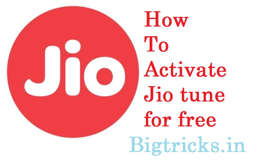 How To activate Caller Tune In Reliance Jio 4G Sim for Free