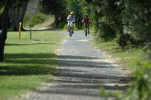 Bicycle paths, Ballina NSW