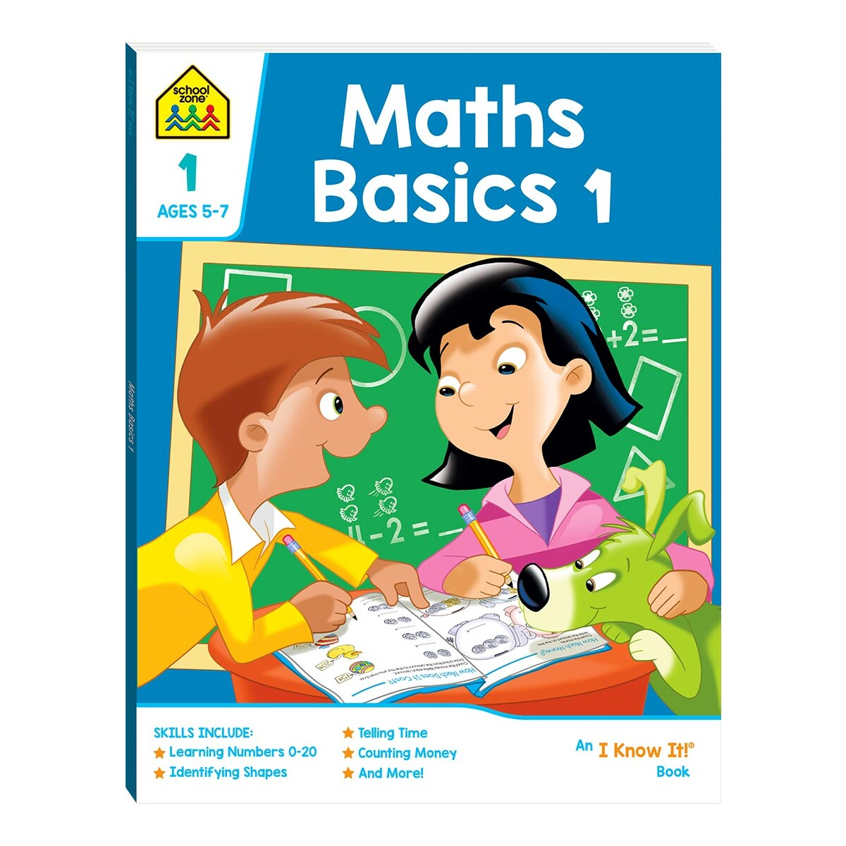 School Zone Maths Basics 1