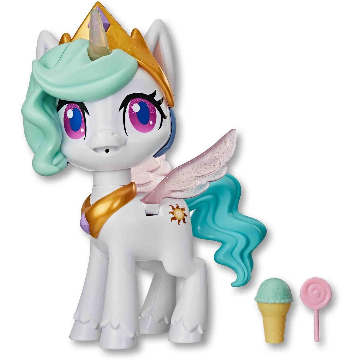 My Little Pony Magical Kiss Unicorn Princess Celestia Figure Big W