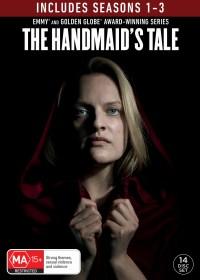 Algemene poster van The Handmaid's Tale