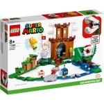 Lego Super Mario Guarded Fortress 71362 Big W
