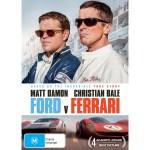Ford Vs Ferrari Dvd Big W