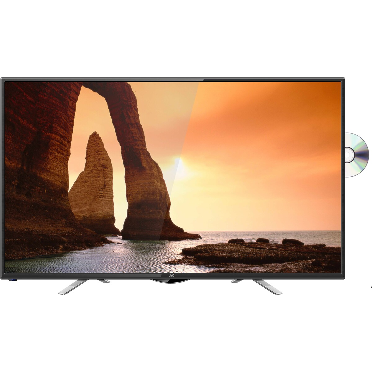 Jvc 32 Led Tv With Dvd Player Big W