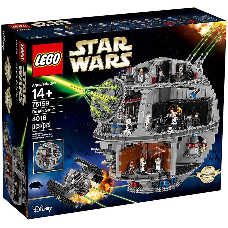 Lego Star Wars Toys Big W