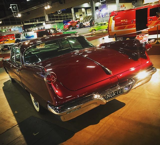 Imperial 1960 at American Car Show, Helsinki.