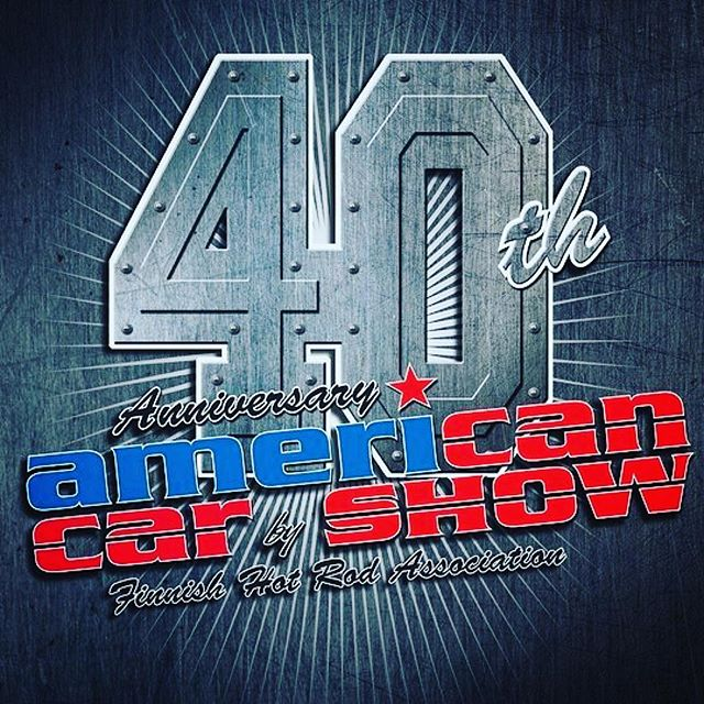 Ylihuomenna se alkaa! American Car Show 14.-16.4. Helsingissä. Big Wheelsin osastolta postikortit, julisteet, t-paidat ja kesän 2017 ennakkoliput. Osastolla voit myös osallistua arvontaan, jossa palkintona vapaalippuja Big Wheelsiin.