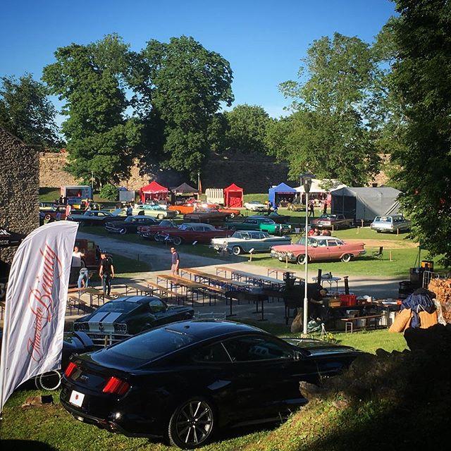 American Beauty Car Show, Haapsalu, Estonia @americanbeautycarshow
