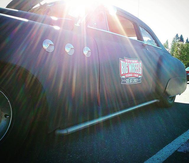 Suomen kiertueella, bongaa Buick, ota selfie sen kanssa ja lataa instaan tägein ja ja voit voittaa lippuja Big Wheelsiin!