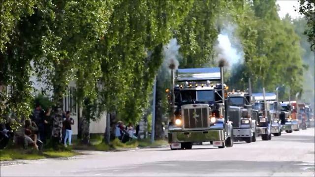 Big Wheels gets the good times rollin' ...next event 21.7.2018 in Pieksämäki, Finland. @pieksamaki