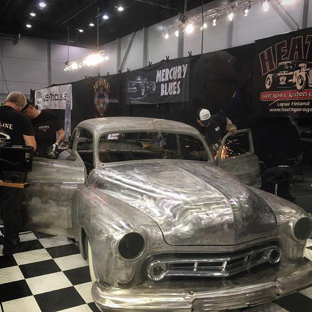 Osastoidea, joka olisi kiva nähdä @mobilistilehti -osastolla Classic Motor Showssa  Jenkkiautonäyttely, Autot & Viihde, Yankee Car Show, Lahti, Finland