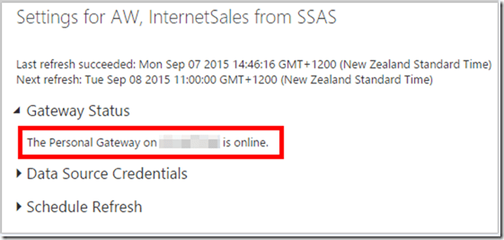 Power BI and SSAS Multidimensional 09