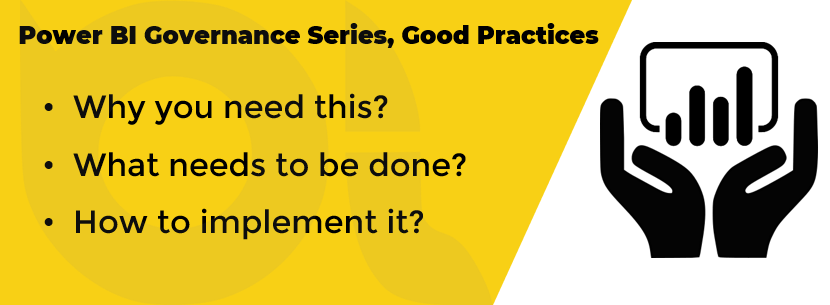 Introducing Power BI Governance Series