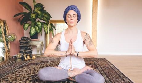 Roberta Kundalini Bija Yoga Casalpalocco
