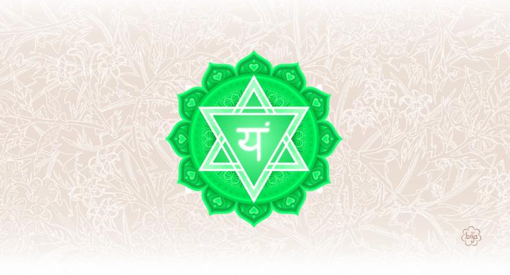 Chakra Anahata o del cuore