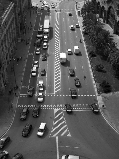 Barcelona op zendingsreis