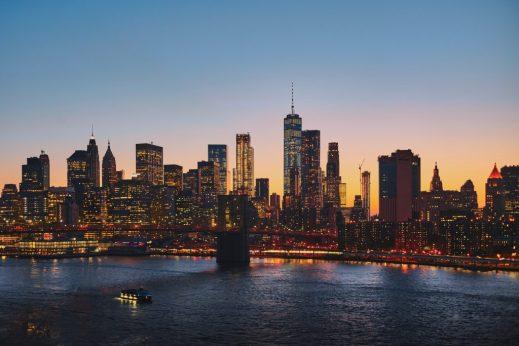Zendingreis naar New York
