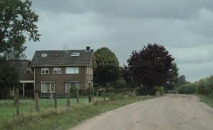 Ons huis in Harskamp (bovenste verdieping)