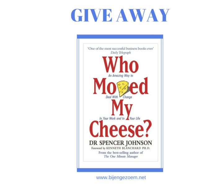 Give Away My Cheese …