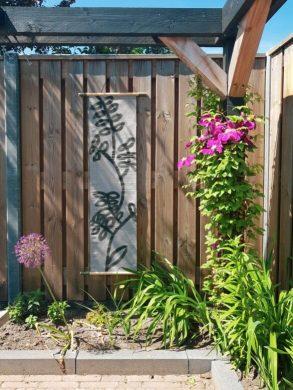 tuinposter maken