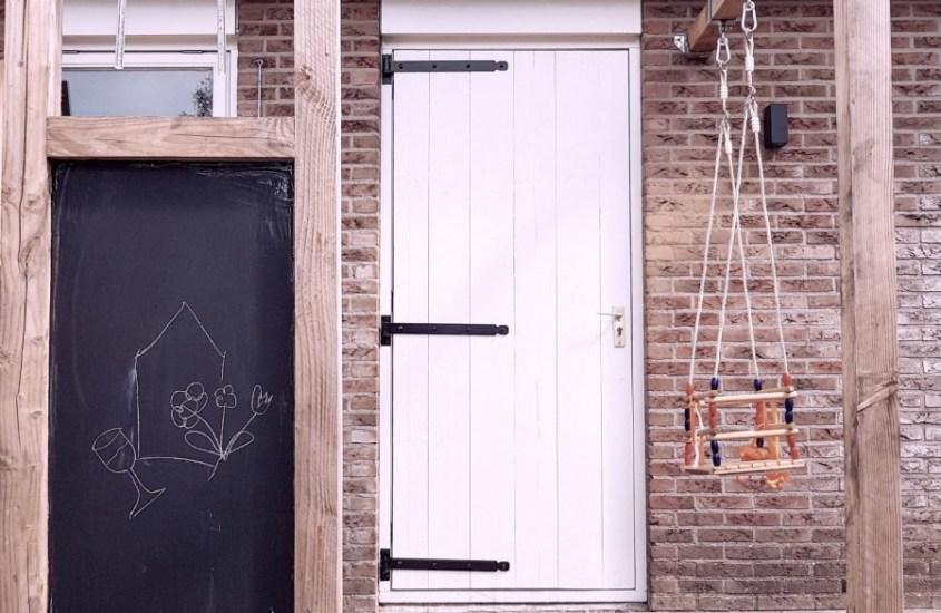 Zelf deur maken