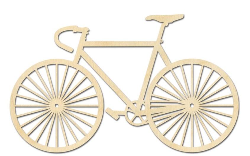 Muurdeco bike