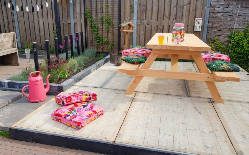 picknicktafel douglas