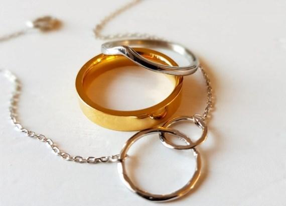 minimalistische sieraden Xoo.nl voor vrouwen