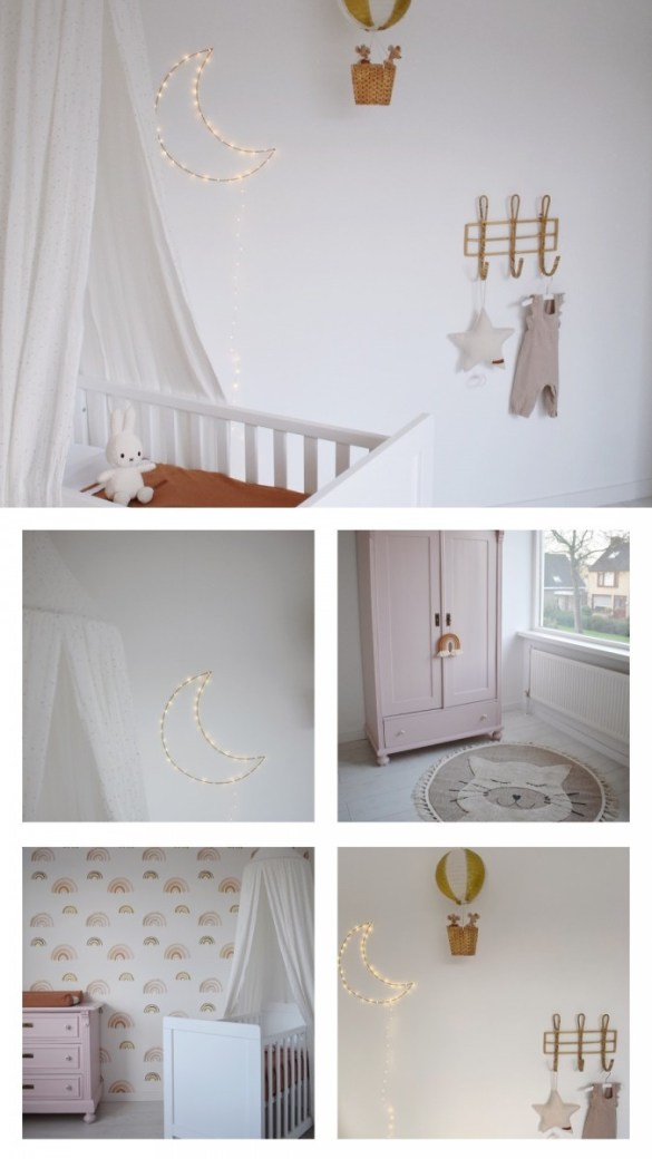 luchtballon kinderkamer decoratie