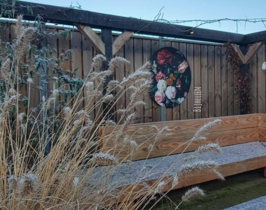 tuin opknappen en stylen