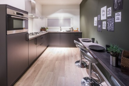 Keukenindeling maken L-vormige keuken
