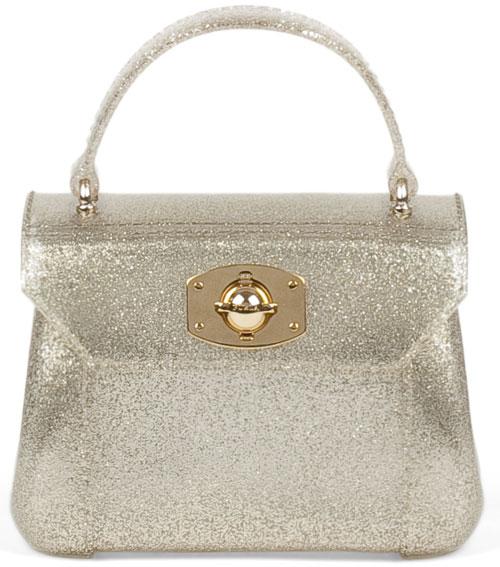 Furla Glitter Handbag