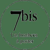 Bijoux 7bis Paris - Logo un bonheur à porter