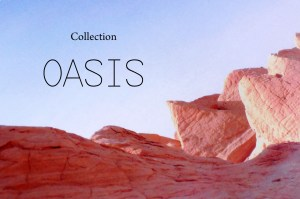 Bijoux 7bis Paris - Collection Oasis