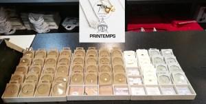 Bijoux 7bis Paris - Ensemble bijoux colliers et bracelets Printemps