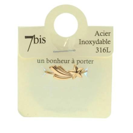871127DORROSINX Bague Etoile Filante Doré Rosé Élégante Acier Inoxydable 316l