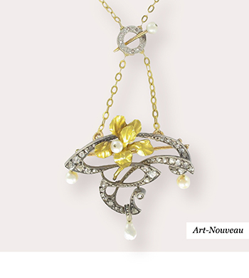 histoire des bijoux