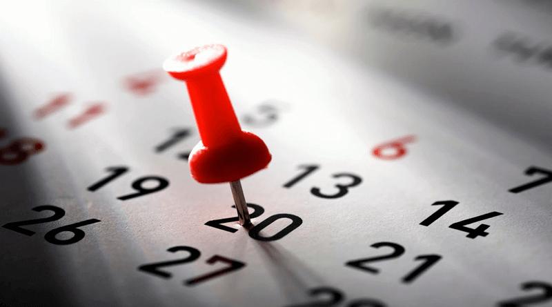 7 dicas para escolher a data do seu casamento