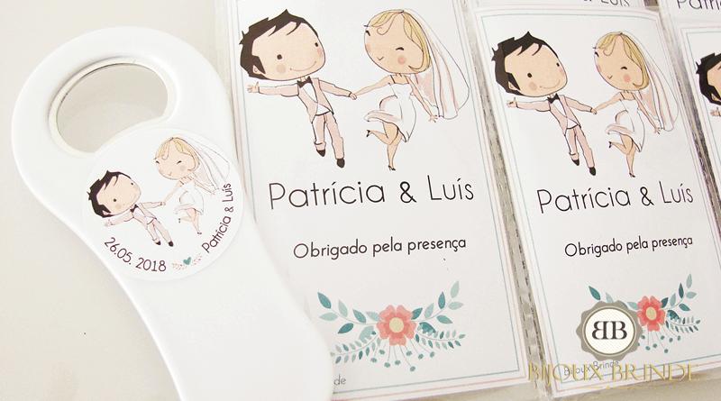 Casamento: Patrícia + Luís
