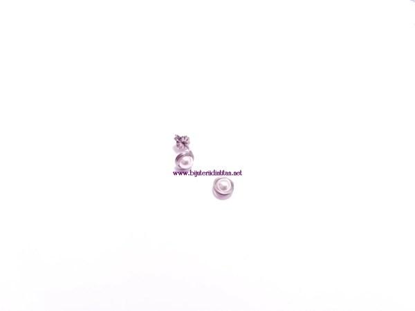 cercei titan pur cu perle Swarovski