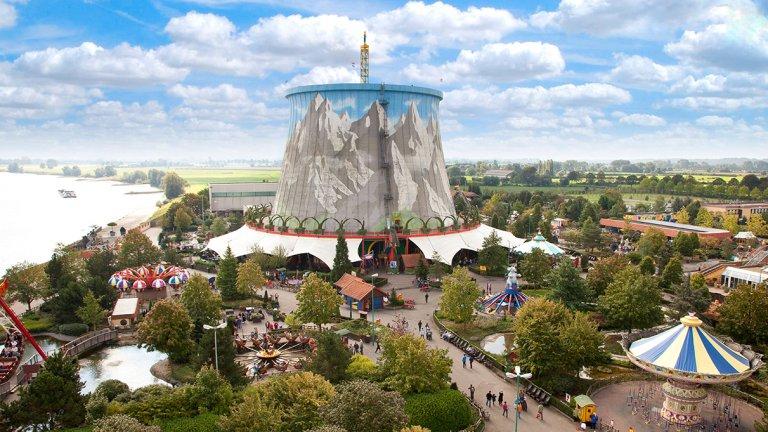 Bijzondere Overnachting Origineel Overnachten All-inclusive hotel en attractiepark Wunderland Kalkar2