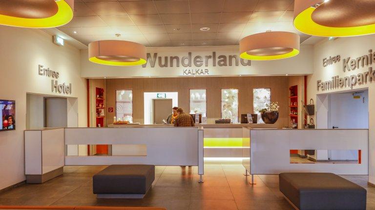 Bijzondere Overnachting Origineel Overnachten All-inclusive hotel en attractiepark Wunderland Kalkar3