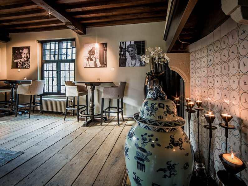 Bijzondere Overnachting Origineel Overnachten Slapen in een kasteel aan de Zeeuwse kust Fletcher Hotel Renesse13