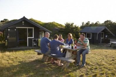 Bijzondere Overnachting Origineel Overnachten Slapen in een trekkershut op Texel8