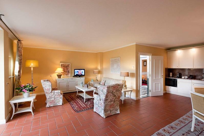 chateau st. gerlach appartement