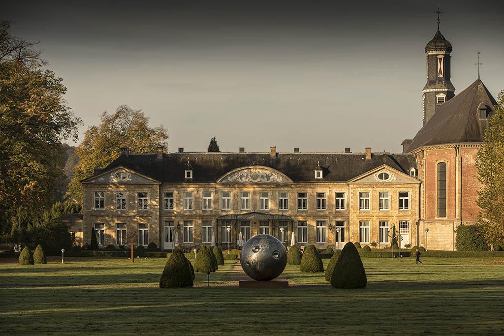 Slapen in het Limburgse kasteel Château St. Gerlach